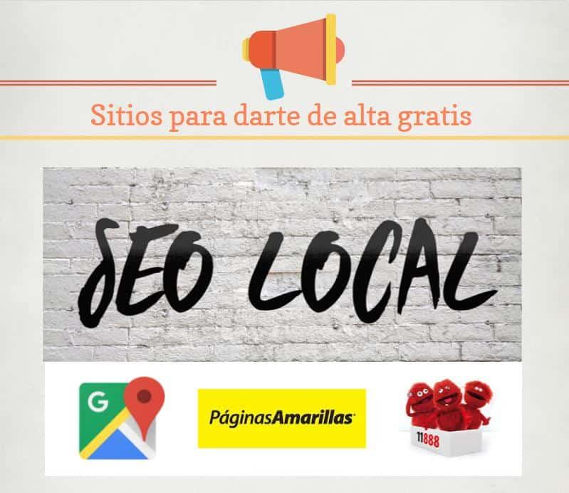 Lucia Mmarin SEO Local: directorios