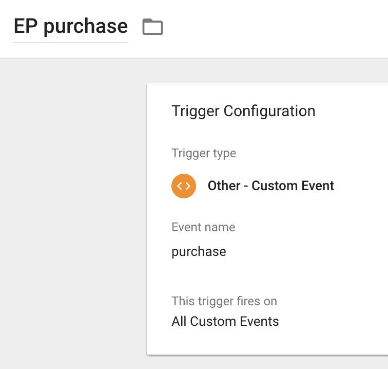 Evento Personalizado en Google Tag Manager