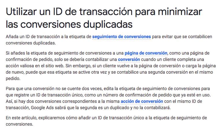 ID de Conversión de Google Ads con Google Tag Manager