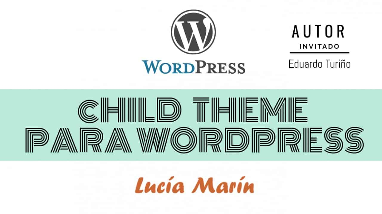 GUIA Child Theme para WordPress