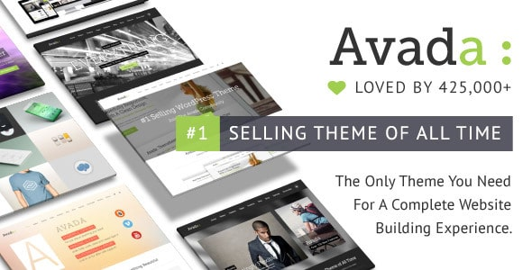 WordPress Theme Avada