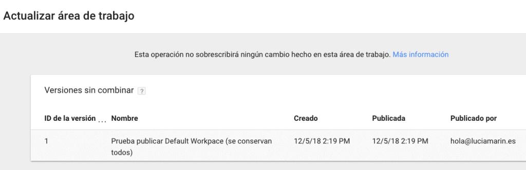 actualizar-espacio-trabajo-tag-manager