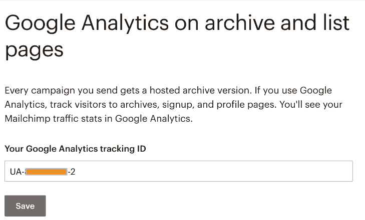 mailchimp-google-analytics