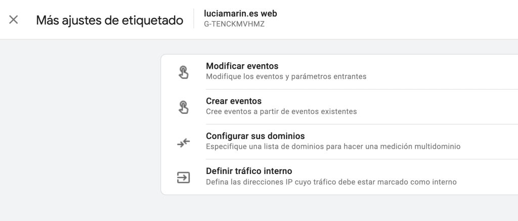 multidominio-google-analytics-4