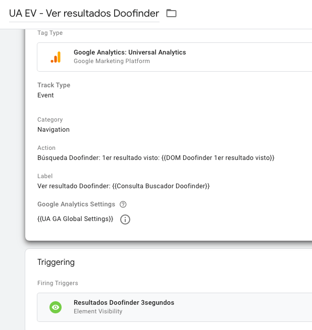 busqueda-doofinder-tag-manager-universal-analytics